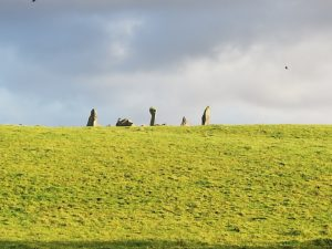 Bocan Stone Circle in activities