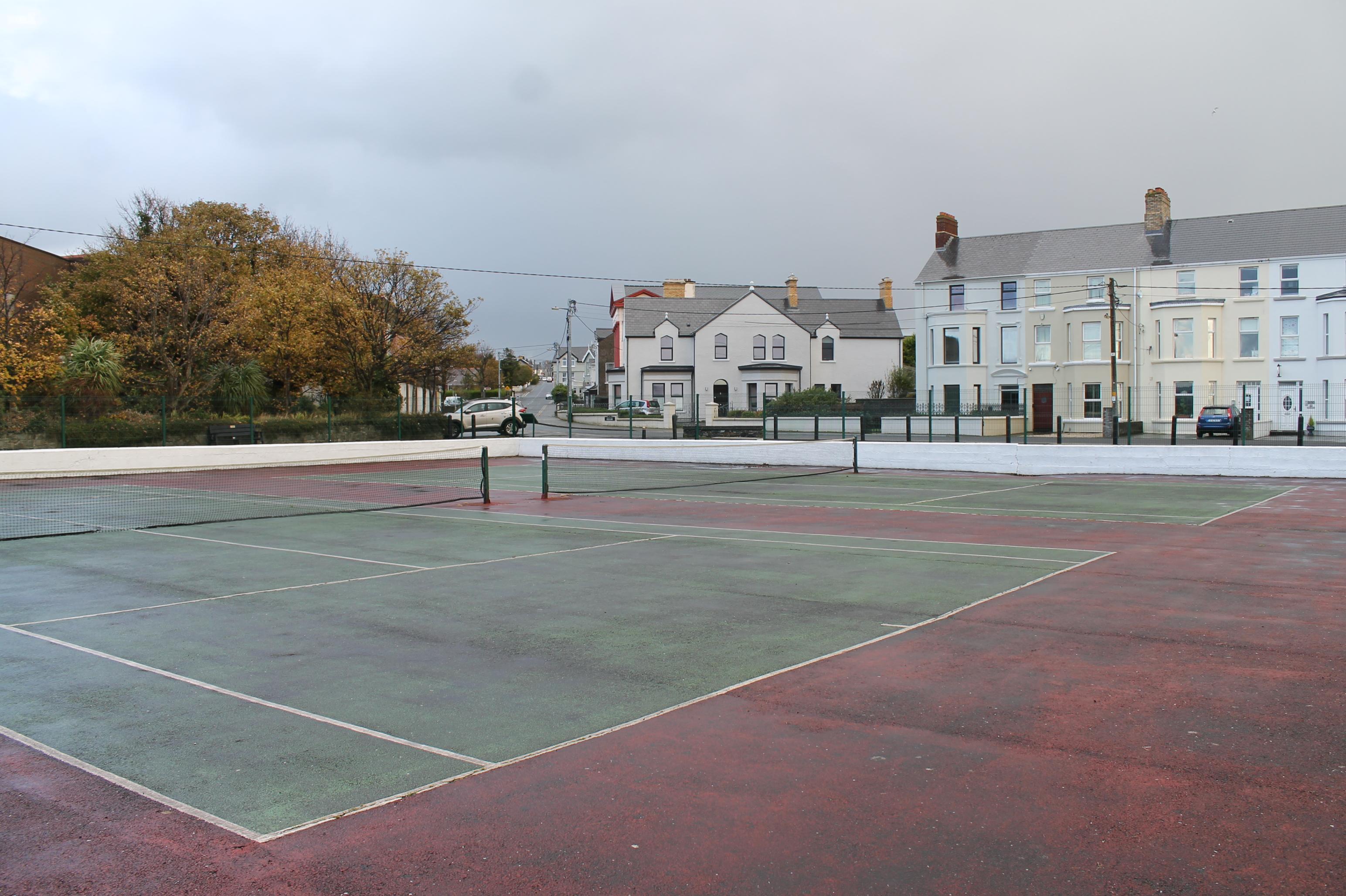 Buncrana Tennis Courts