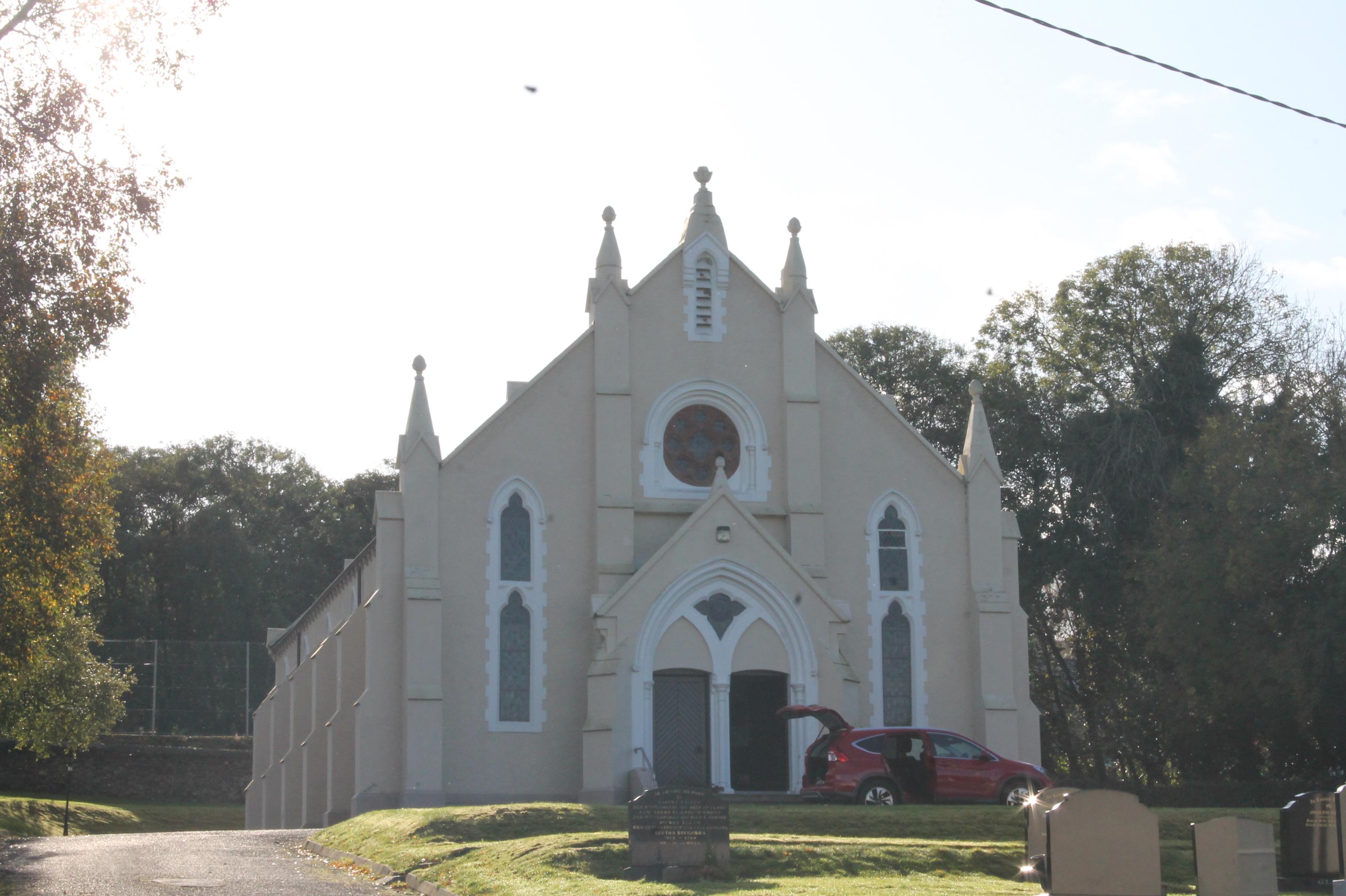 Burt Presbyterian Church