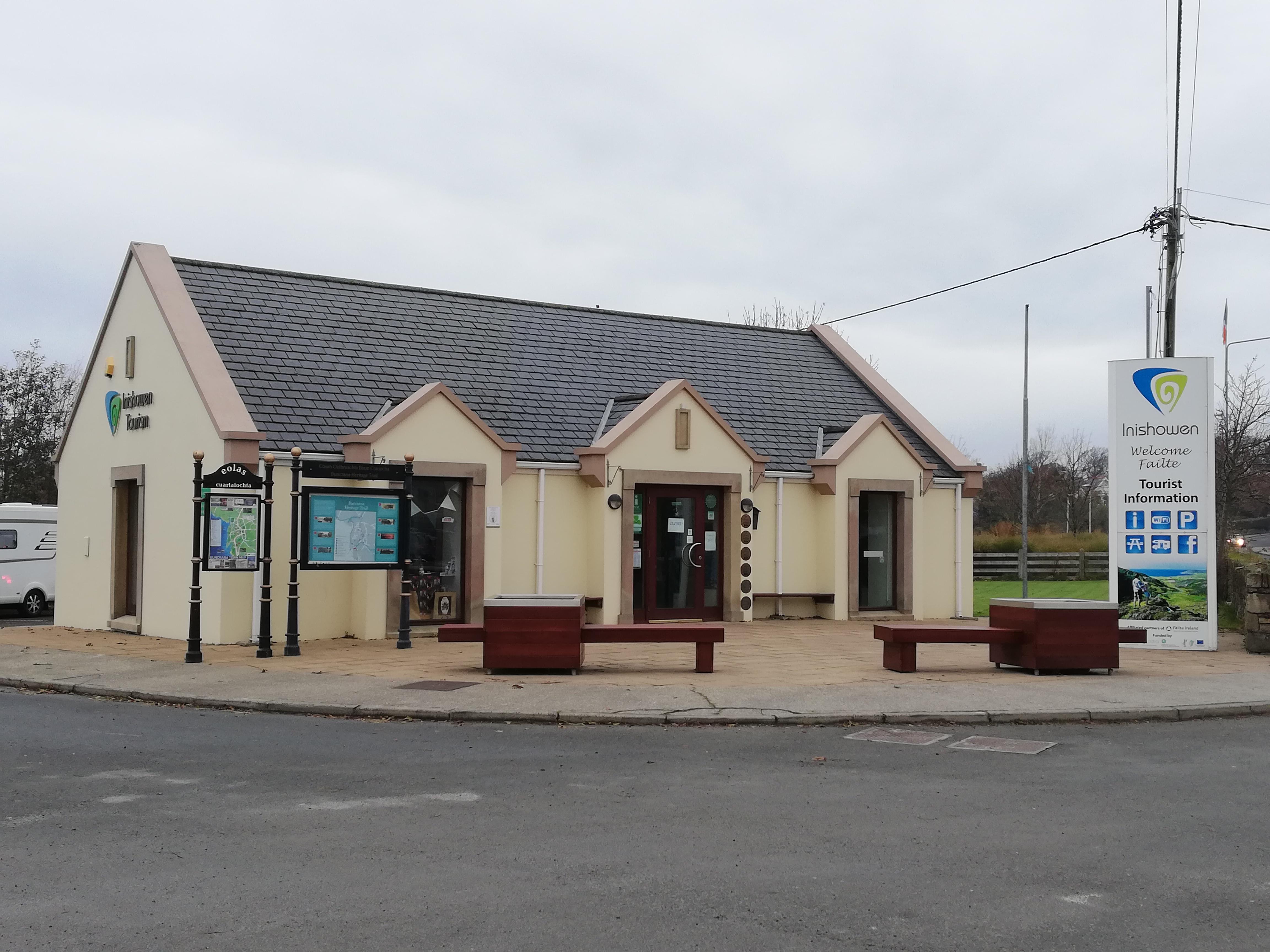 Inishowen Tourist Office