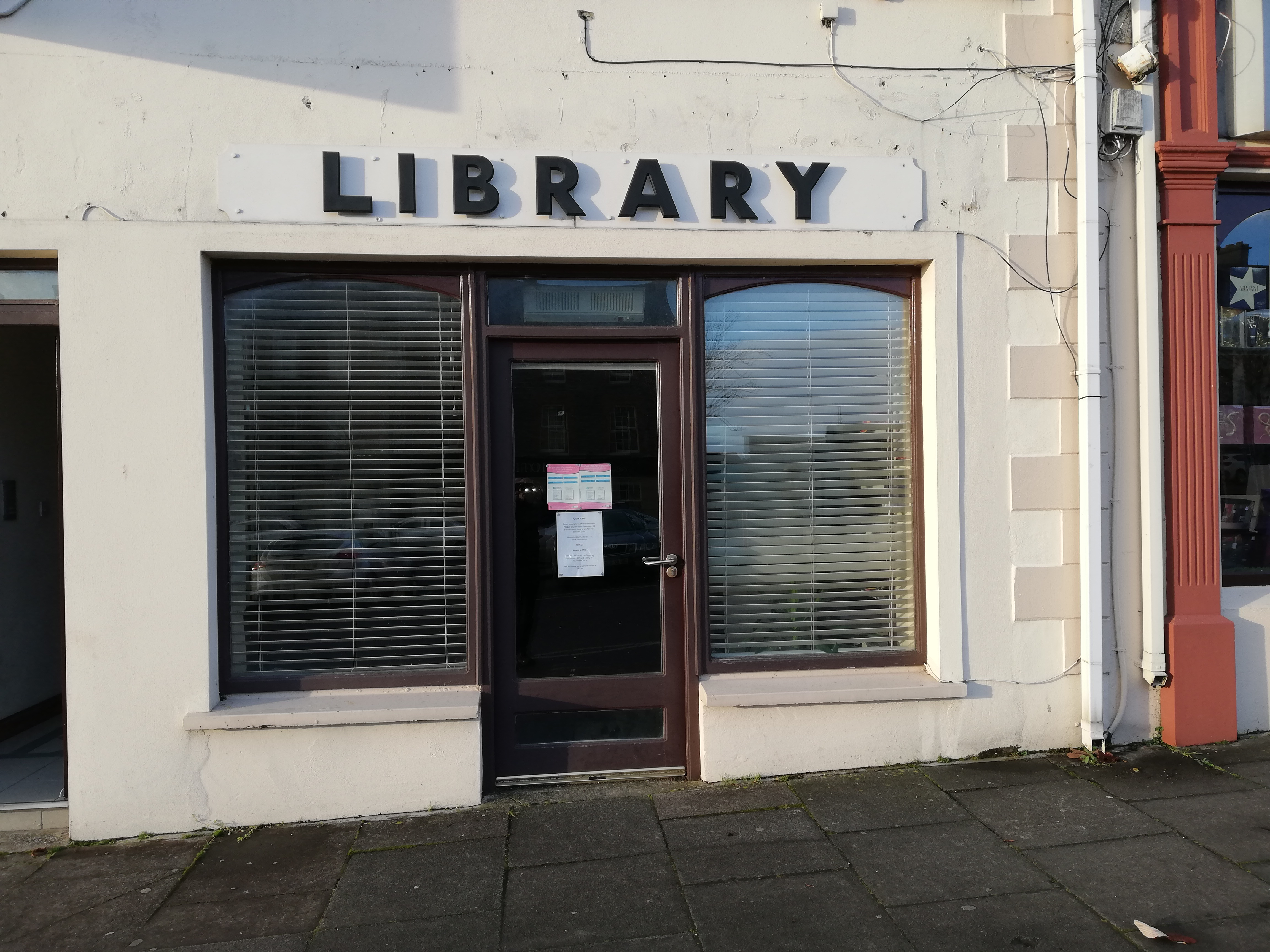 Moville Library