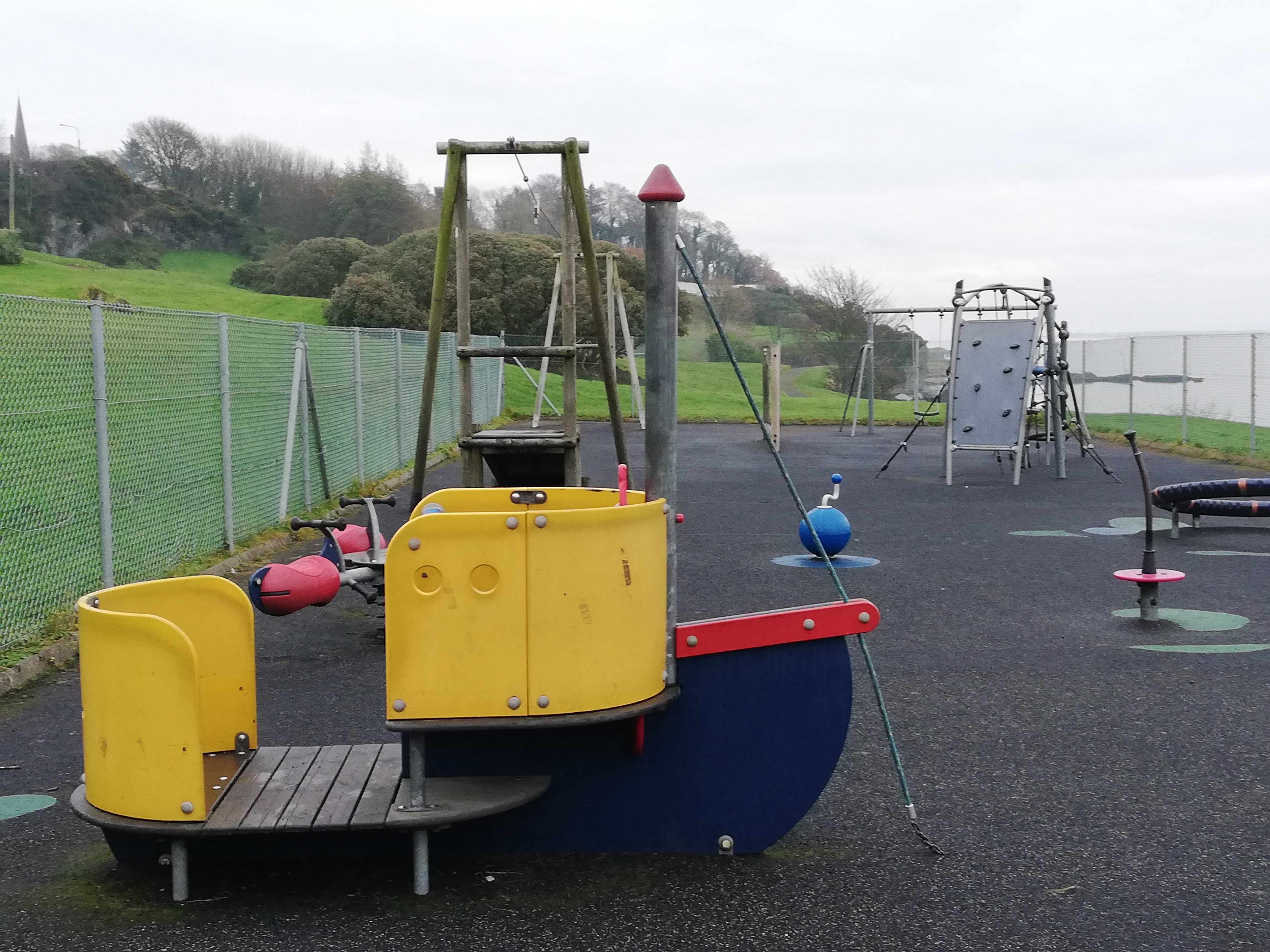 Moville play park