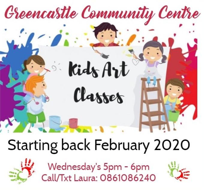 Kids Art Classes Greencastle