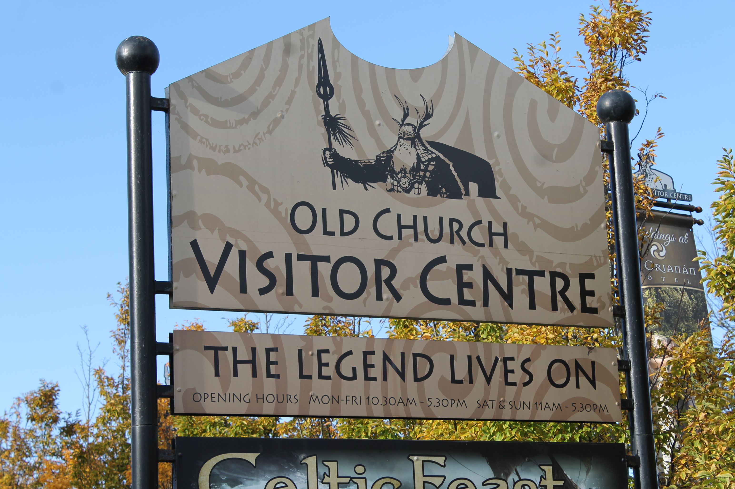 The Old Church Visitor Centre