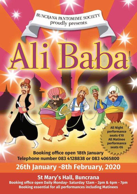 Ali Baba Pantomime