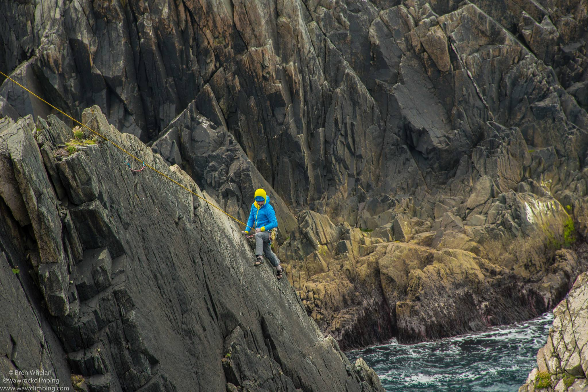 Donegal Climbing