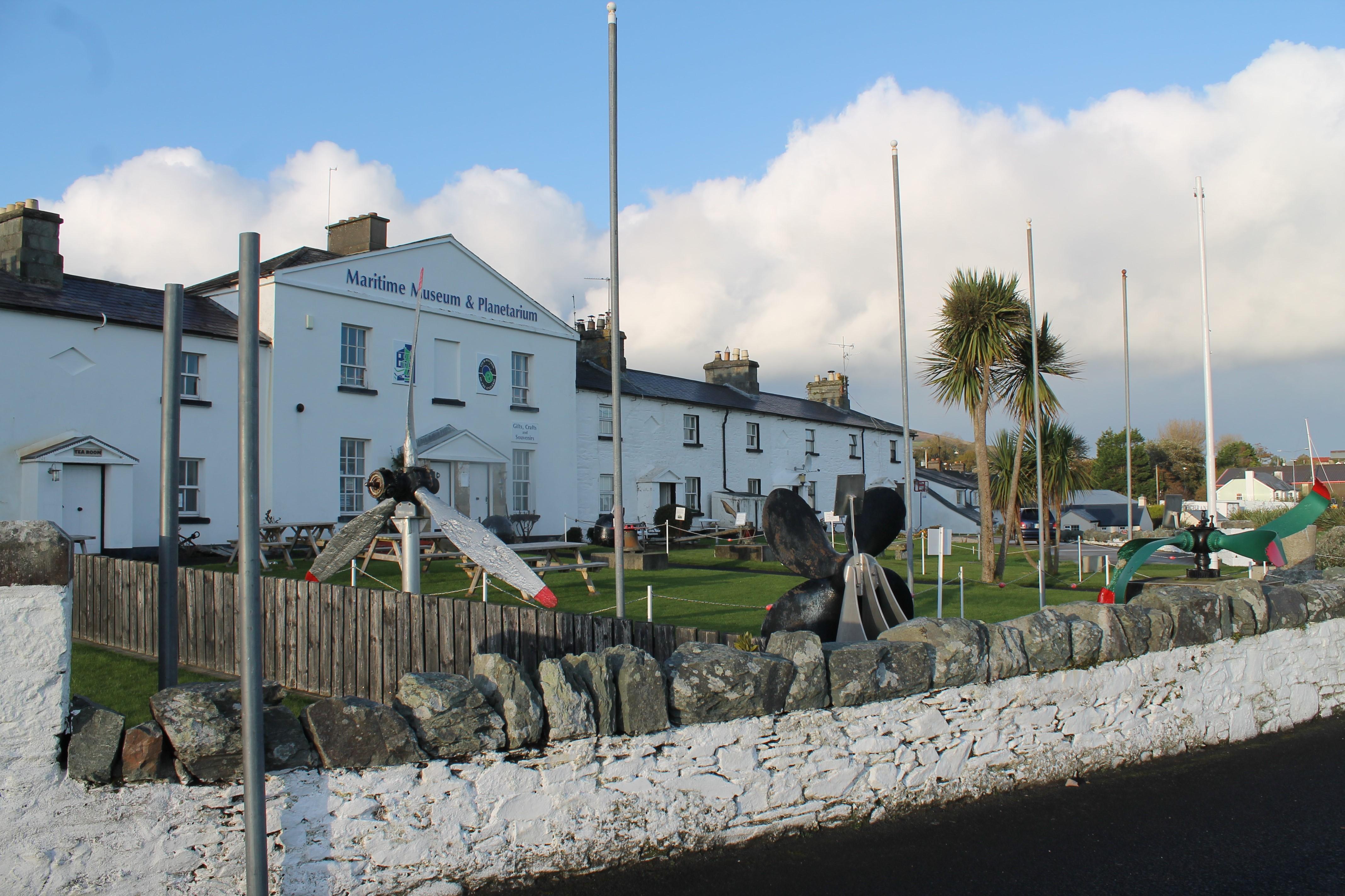 Inishowen Maritime Museum & Planetarium