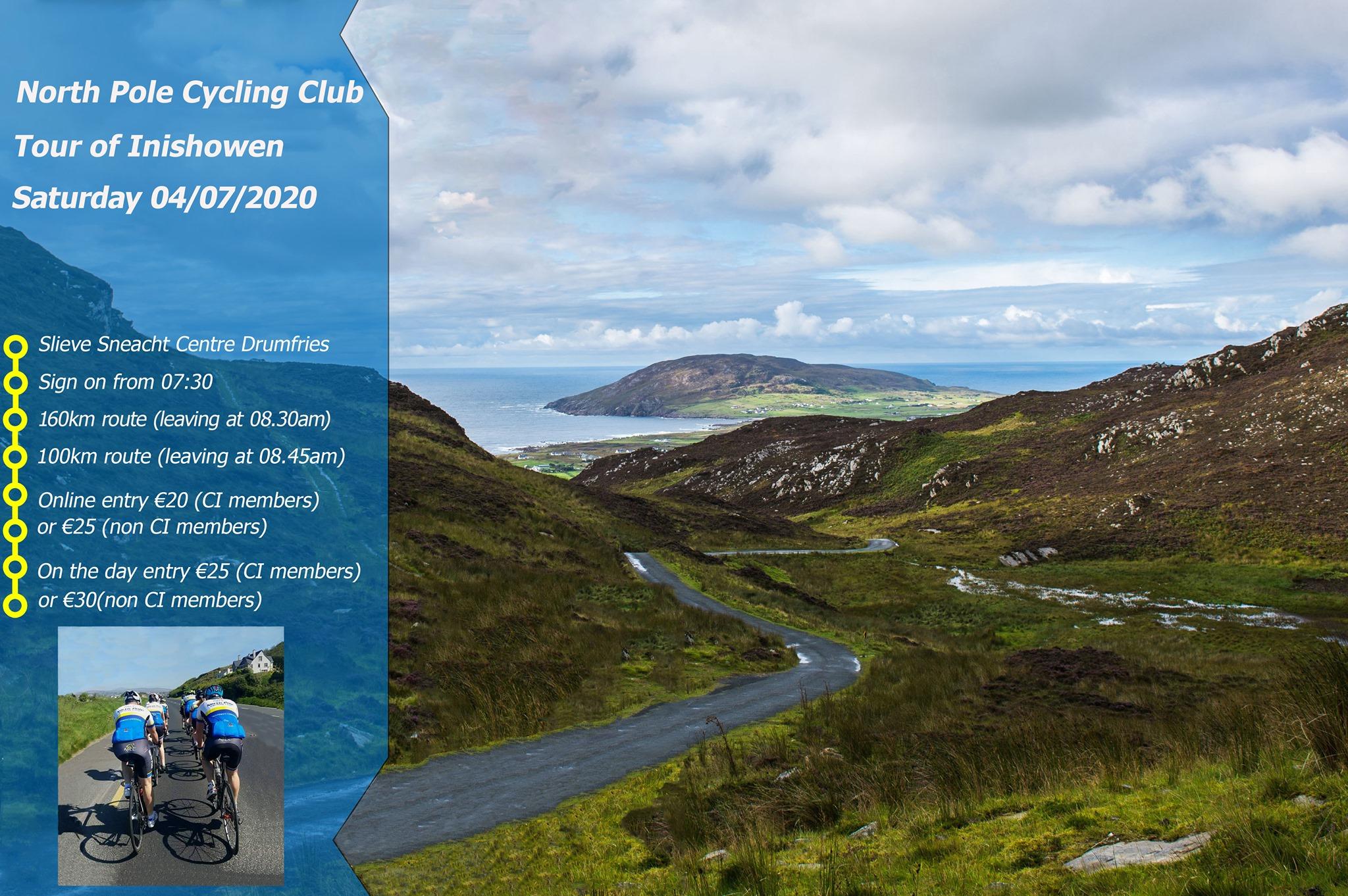 Tour of Inishowen 2020