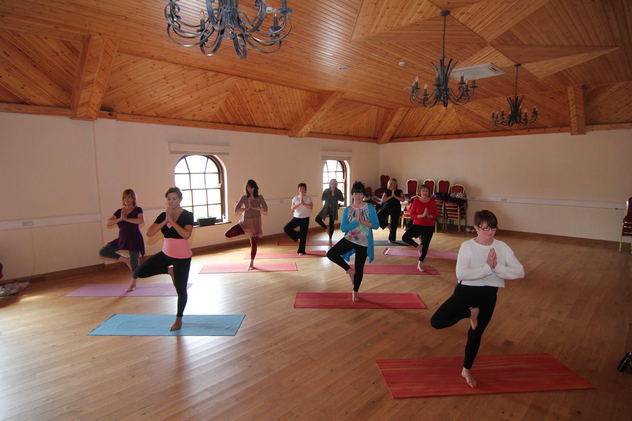 Yoga with Elma