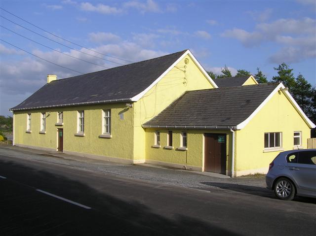 St Patricks Hall Malin