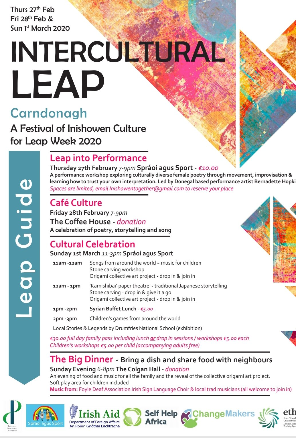 Intercultural Leap Festival