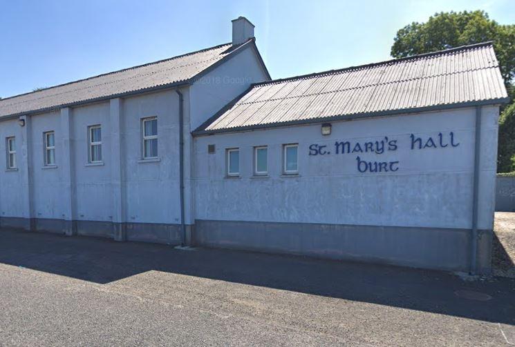 St Marys Hall Burt