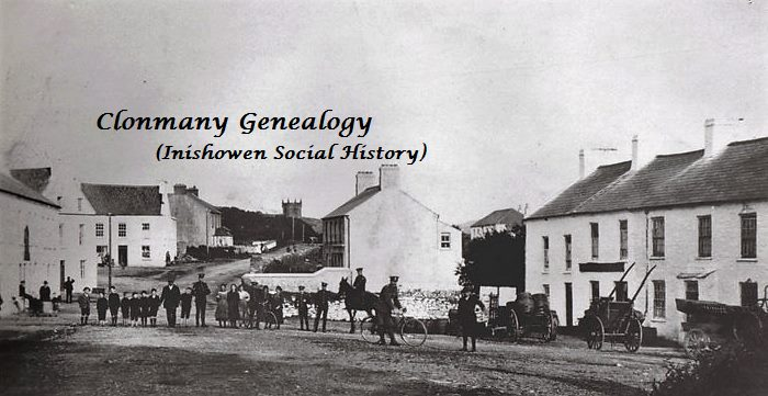 Clonmany Genealogy - Inishowen Social History