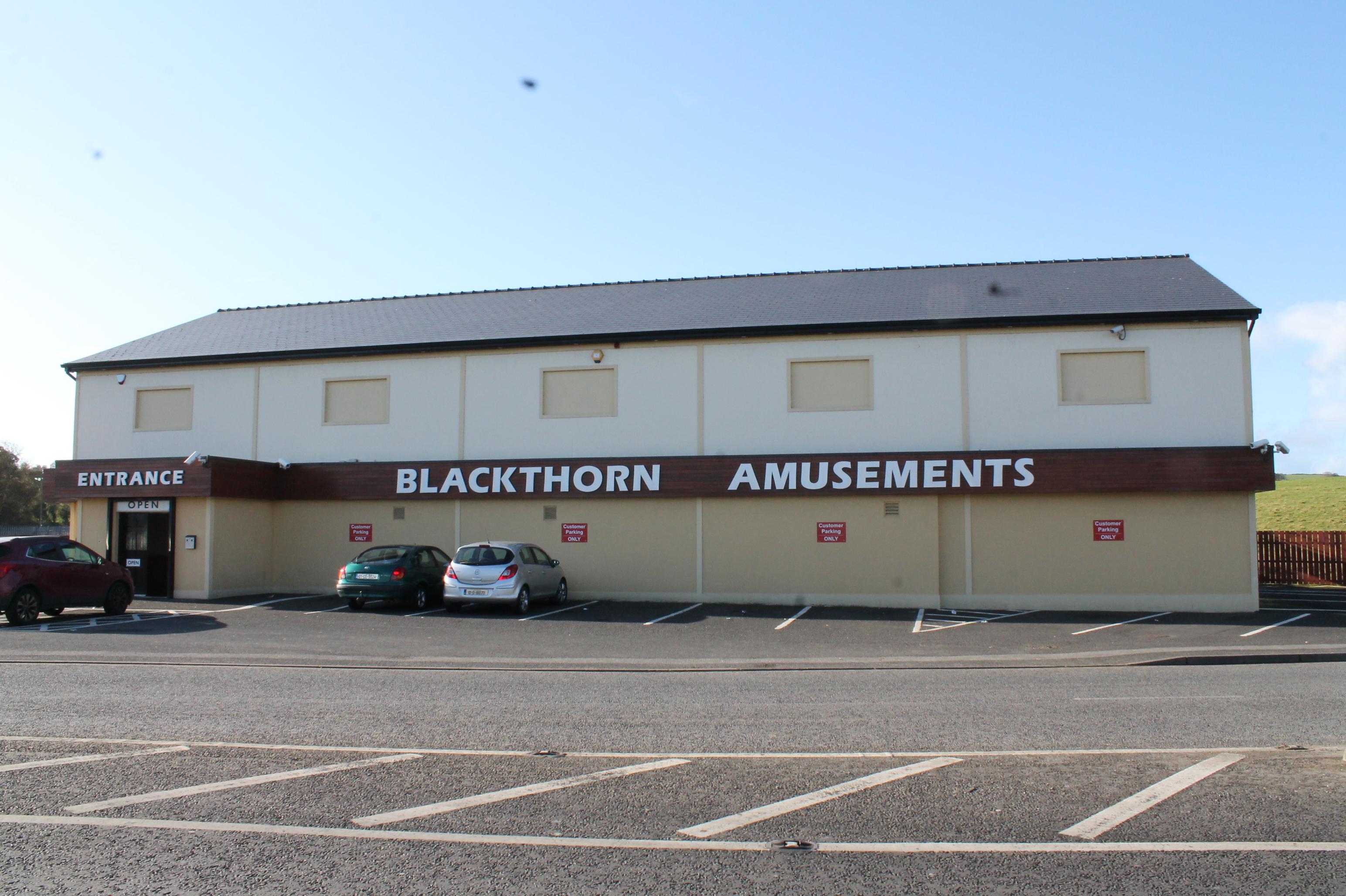 The Blackthorn Casino
