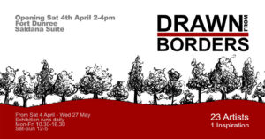 Drawn from Borders Exhibition