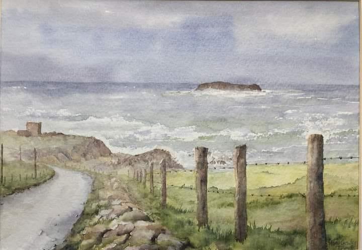 Mary Crowley Artist Studio