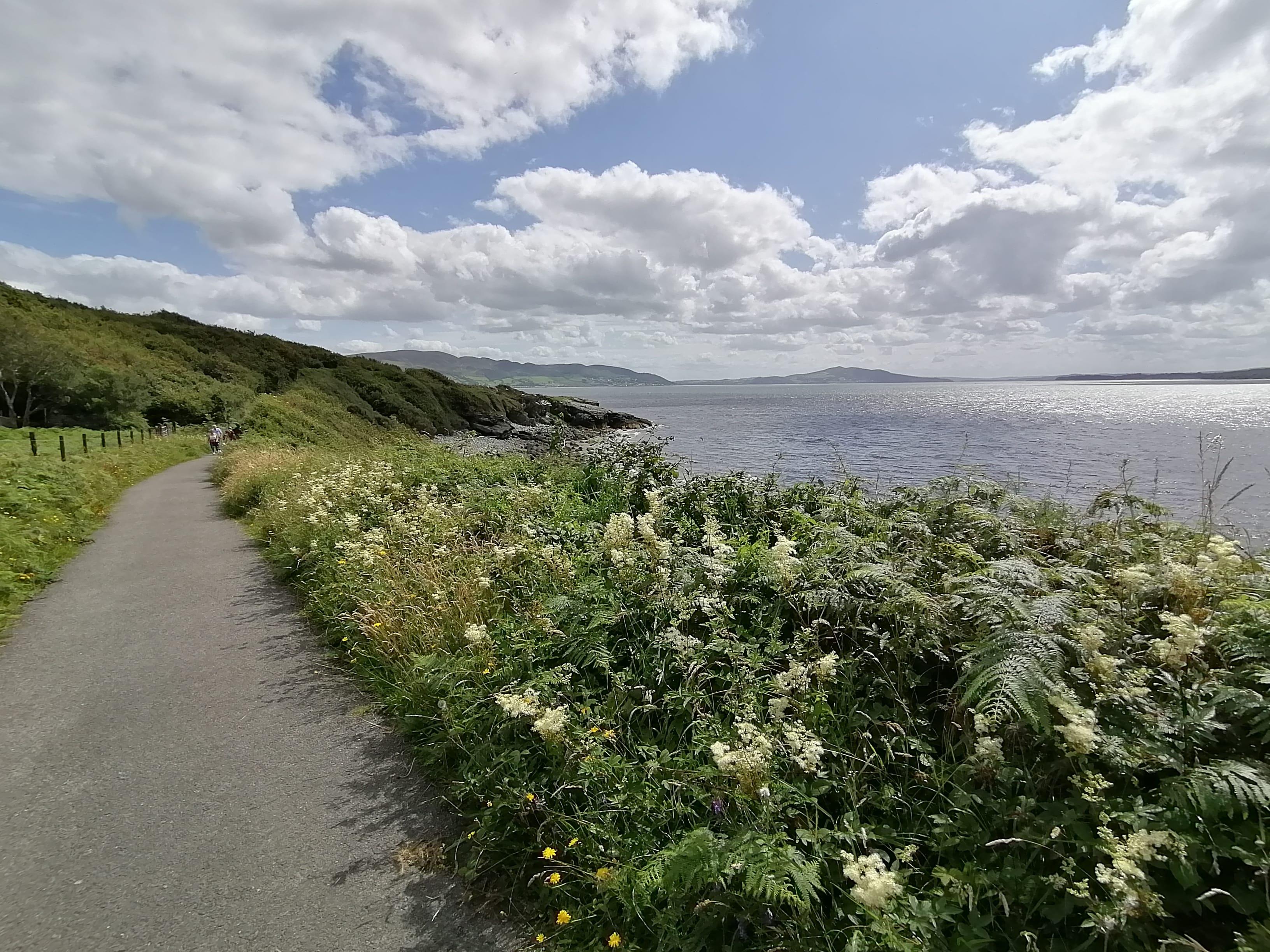 Buncrana Shore Path