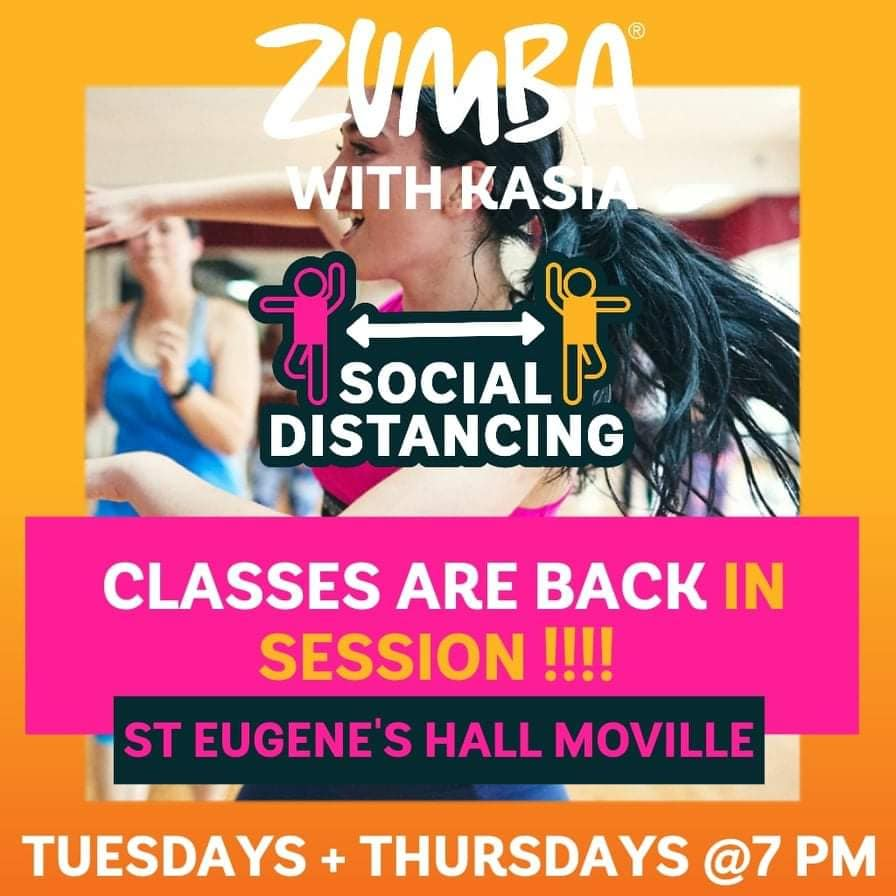 E'Motion Dance & Zumba in Moville