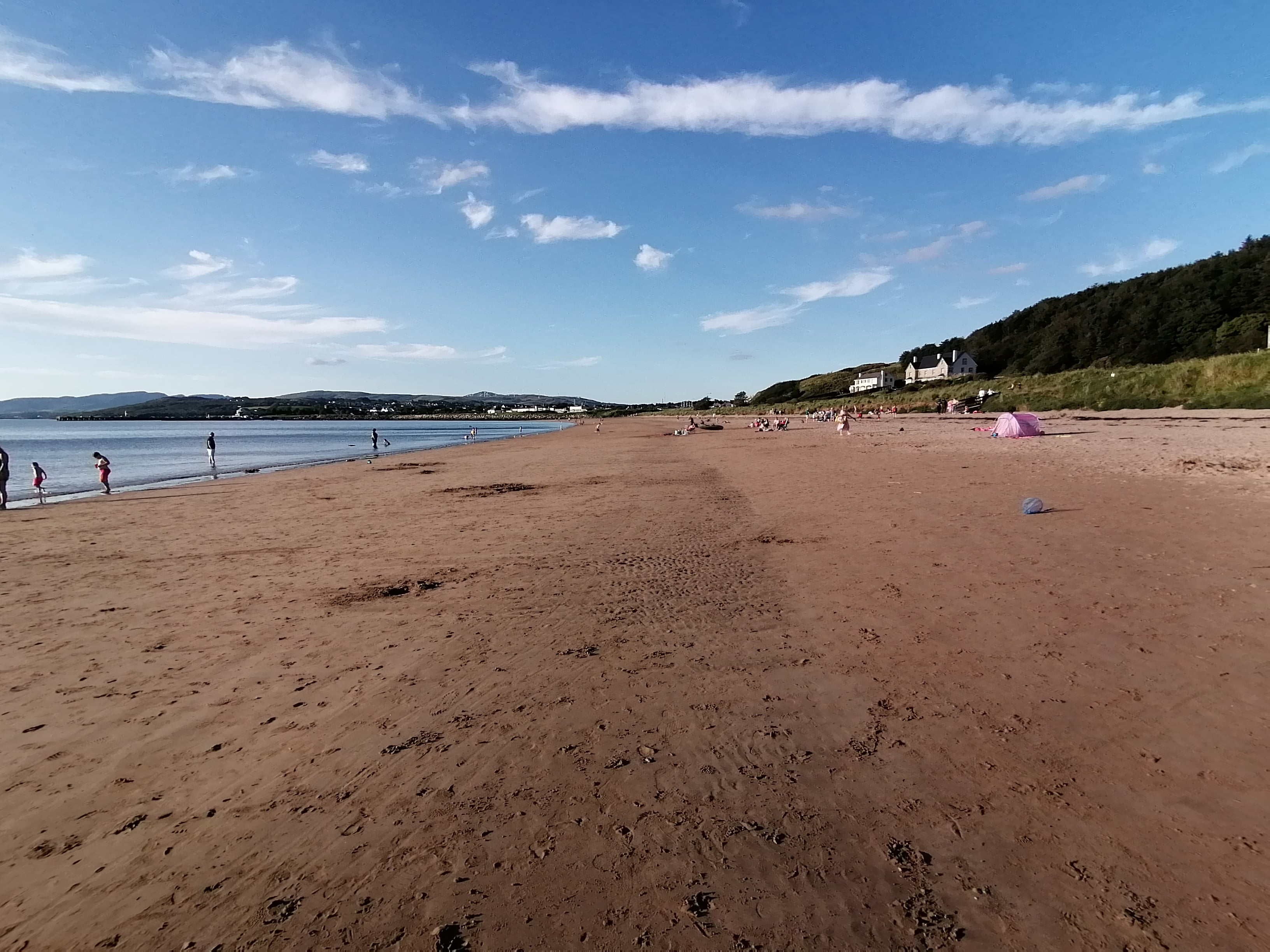 Ludden beach 2 min
