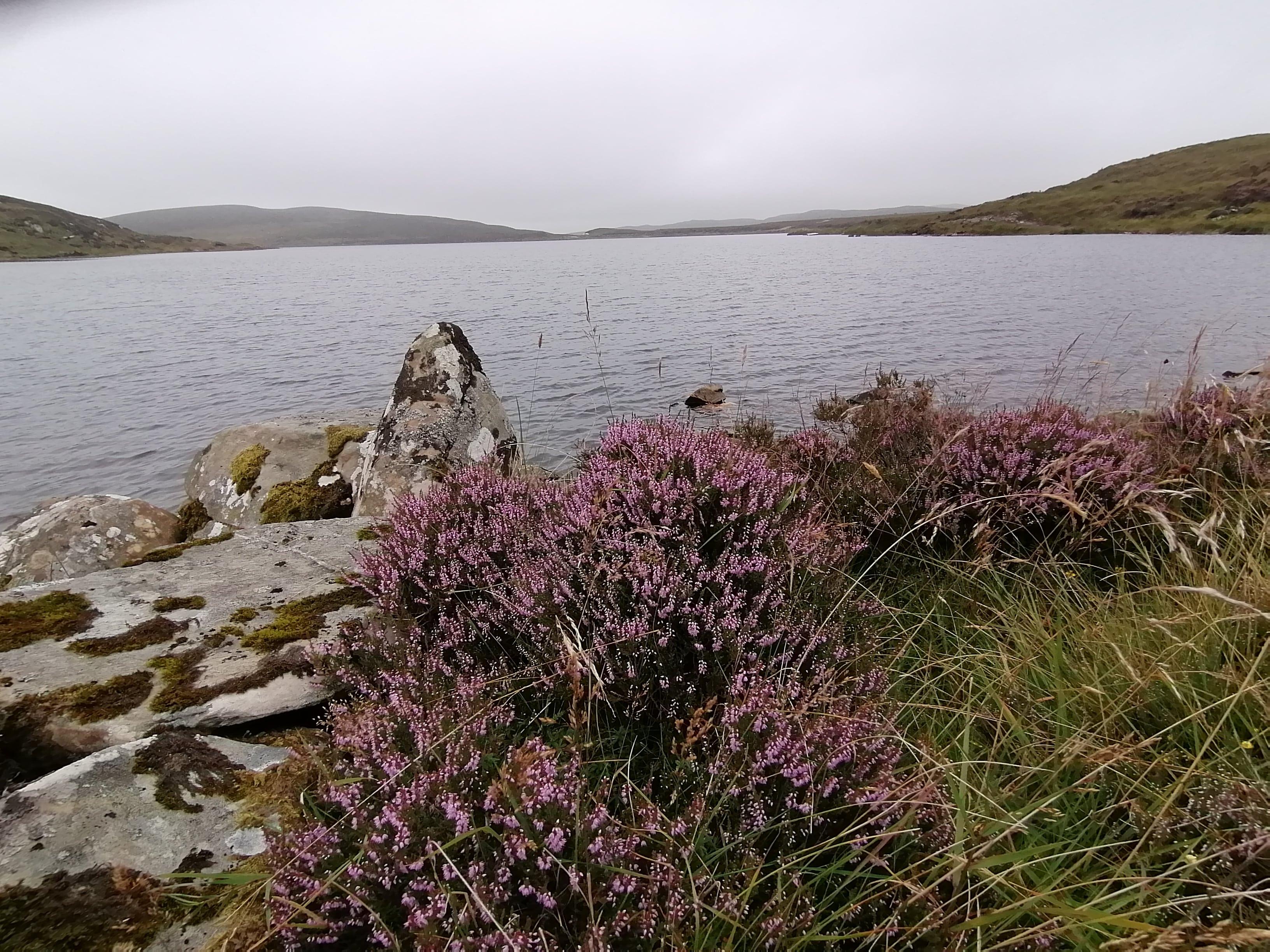 Cnoc an Uininn to Lough Fad walk