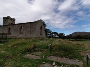 St Columba's Church Clonmany