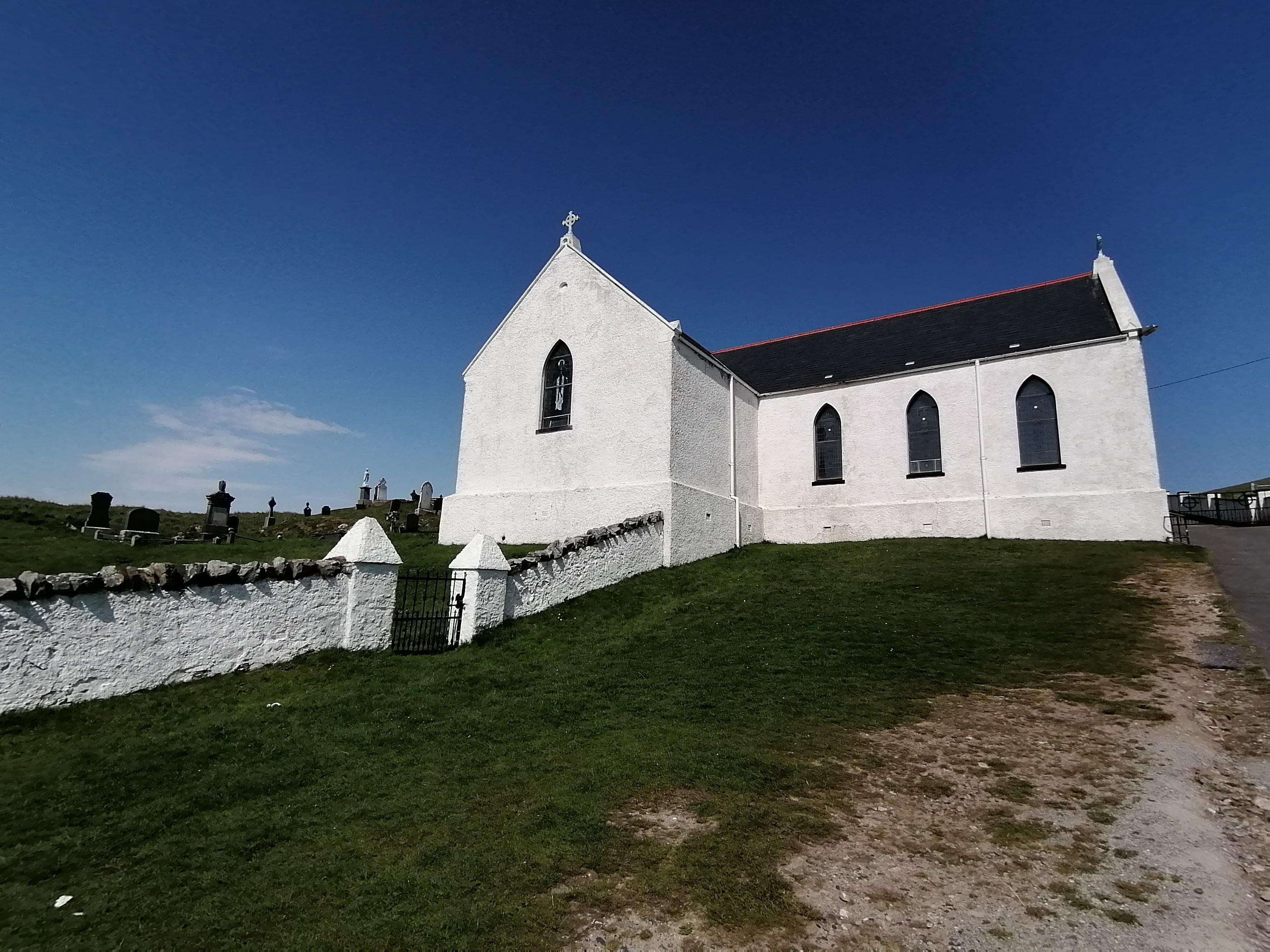 St Mary's Church - Lagg