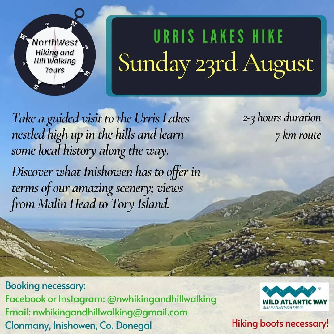 Urris Lakes Walk