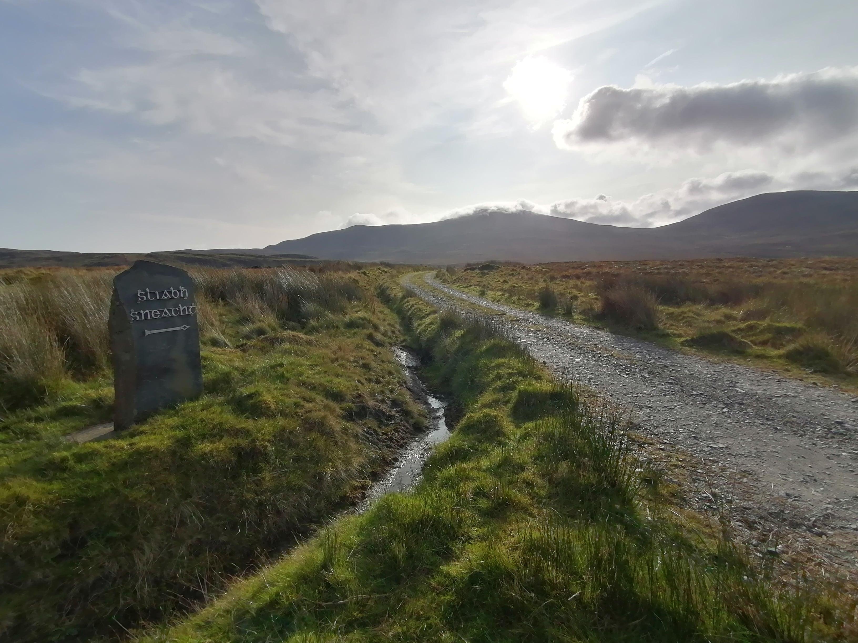 Slieve Snaght Hill Walk - 12 km hard