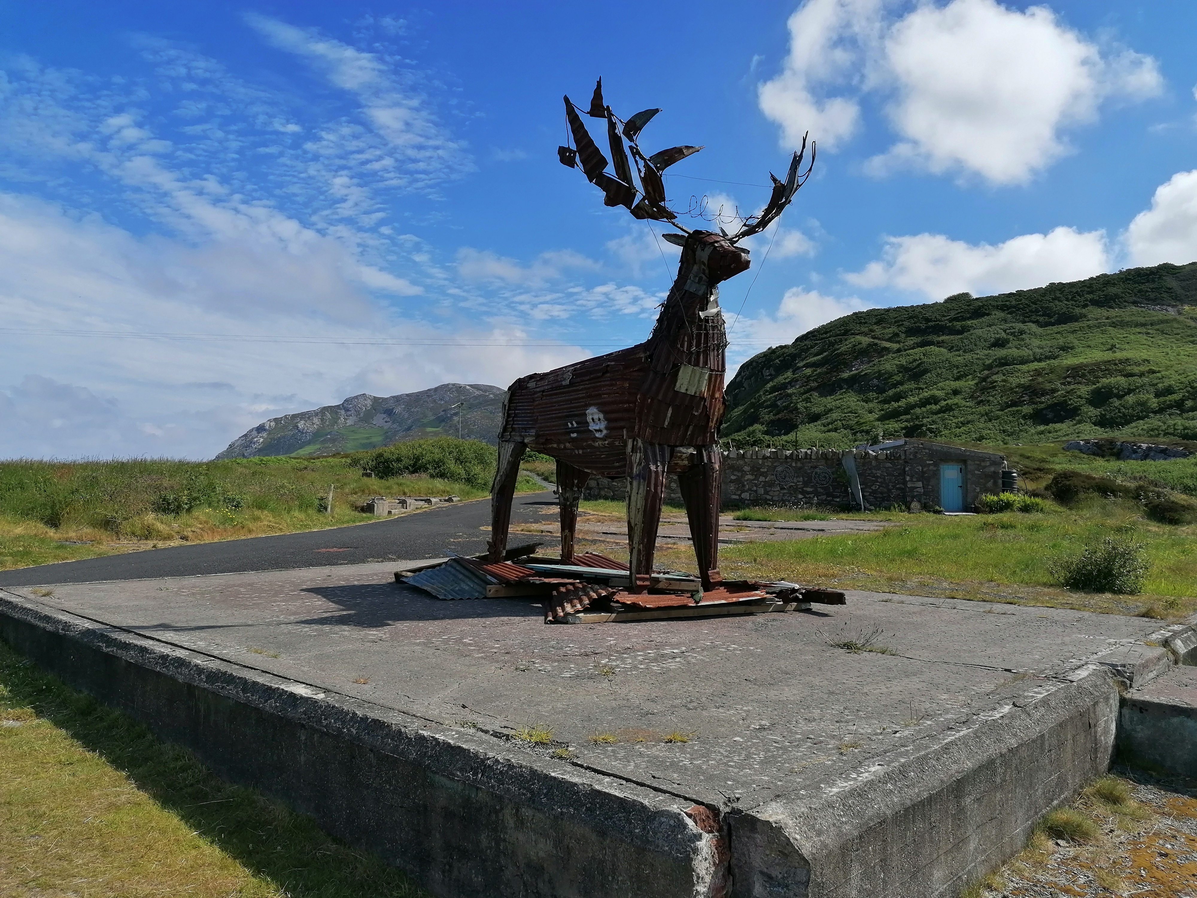 The Armoured Elk